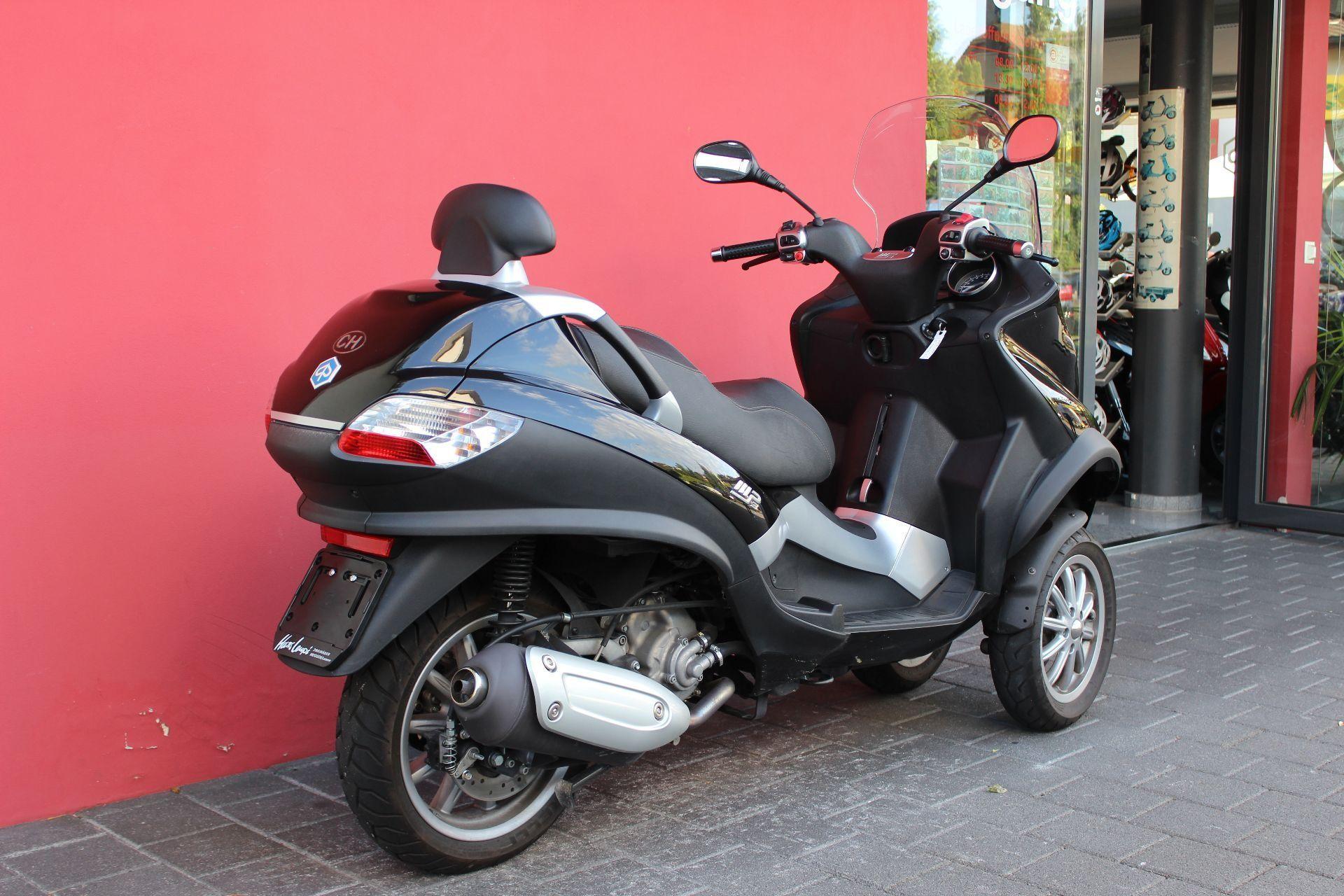 motorrad occasion kaufen piaggio mp3 250 i e 3 rad hans. Black Bedroom Furniture Sets. Home Design Ideas