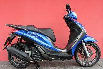 Motorrad Mieten & Roller Mieten PIAGGIO Medley 125 iGet ABS (Roller)