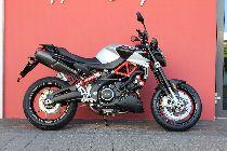 Motorrad Mieten & Roller Mieten APRILIA Shiver 900 (Naked)