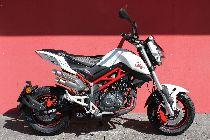 Motorrad Mieten & Roller Mieten BENELLI TNT 125 (Naked)