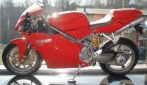 Motorrad kaufen Neufahrzeug DUCATI 998 Biposto (sport)