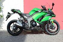 Louer moto KAWASAKI Z 1000 SX ABS (Touring)