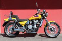Acheter une moto Occasions KAWASAKI Eliminator 600 (custom)