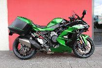 Louer moto KAWASAKI Ninja H2 SX (Touring)