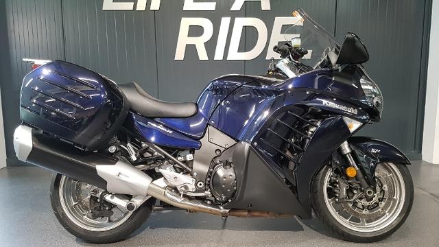 Motorrad kaufen KAWASAKI 1400 GTR ABS Concours 14 Occasion