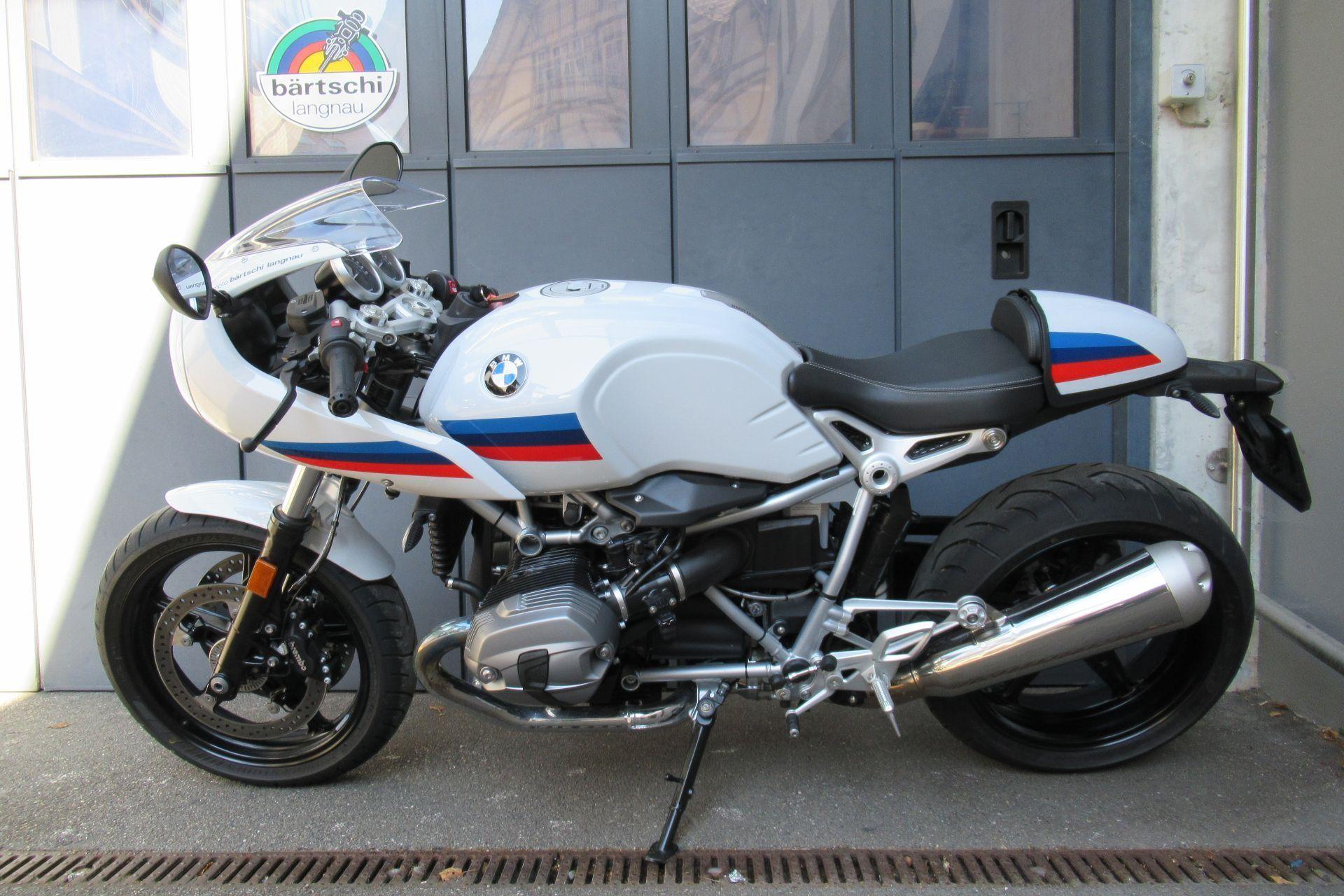 motorrad vorf hrmodell kaufen bmw r nine t racer abs moto. Black Bedroom Furniture Sets. Home Design Ideas