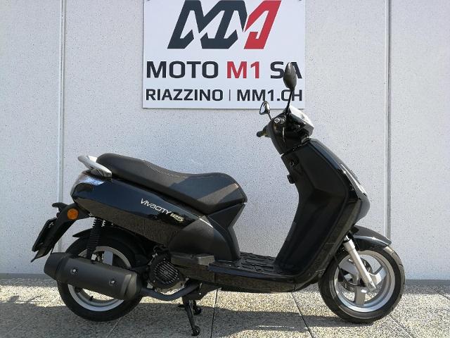 Motorrad kaufen PEUGEOT Vivacity 125 Occasion