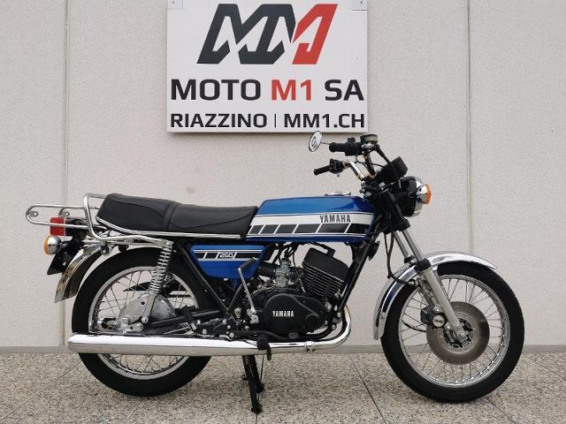 Motorrad kaufen YAMAHA RD250 1A2 Oldtimer