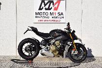 Motorrad kaufen Occasion DUCATI 1103 Streetfighter V4 (naked)