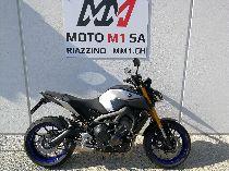 Töff kaufen YAMAHA MT 09 SP Zard Exhaust Naked