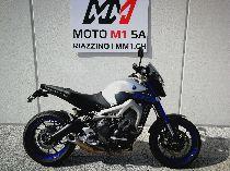 Töff kaufen YAMAHA MT 09 ABS Race Blue Naked