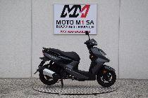 Motorrad kaufen Occasion SYM FNX 125 (roller)