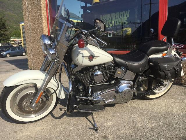 Motorrad kaufen HARLEY-DAVIDSON FLSTF 1450 Softail Fat Boy Occasion