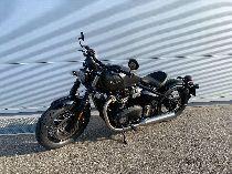 Motorrad Mieten & Roller Mieten TRIUMPH Bonneville 1200 Bobber (Retro)