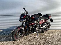 Motorrad kaufen Vorführmodell TRIUMPH Street Triple 765 R (naked)
