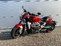 Motorrad kaufen Vorführmodell TRIUMPH Rocket 3 R (custom)
