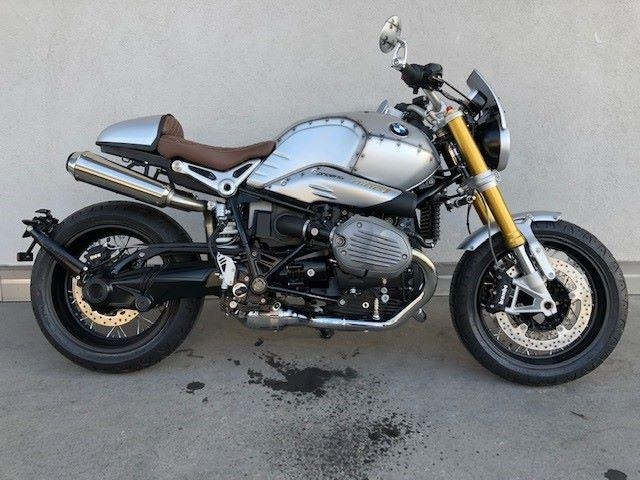 Motorrad kaufen BMW R nine T ABS Umbau Neufahrzeug