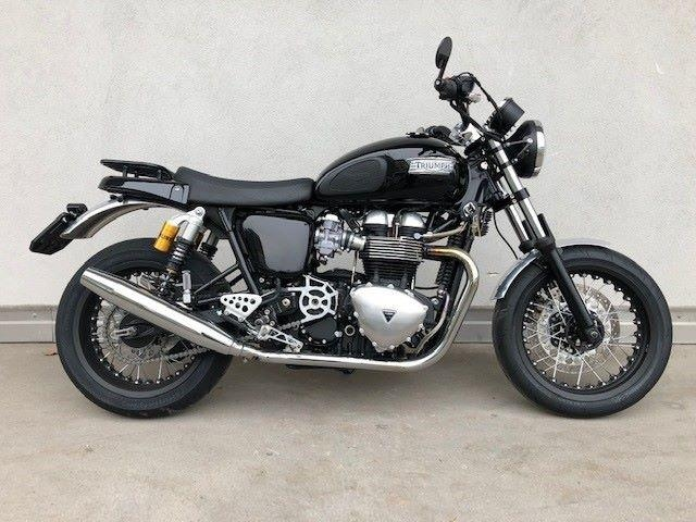Motorrad kaufen TRIUMPH Thruxton 900 Umbau Occasion