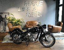 Motorrad kaufen Oldtimer BMW R50