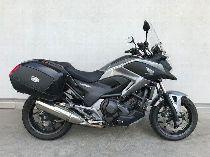 Motorrad kaufen Occasion HONDA NC 750 XD ABS (enduro)