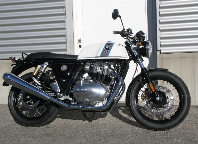 Motorrad kaufen ROYAL-ENFIELD Continental GT 650 Twin Occasion