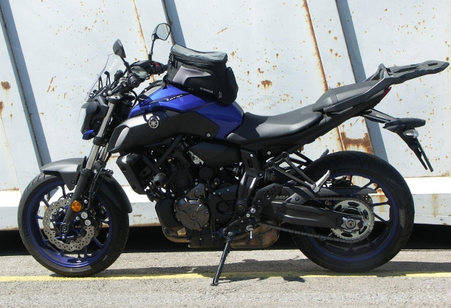 Motorrad kaufen YAMAHA MT 07 A Occasion