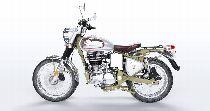 Aquista moto Occasioni ROYAL-ENFIELD Bullet 500 EFI (retro)
