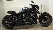 Töff kaufen HARLEY-DAVIDSON VRSCDX 1250 Night-Rod Special ABS Black Denim Custom