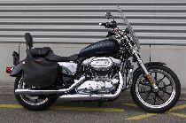Töff kaufen HARLEY-DAVIDSON XL 883 L Sportster Low Custom