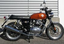 Motorrad kaufen Occasion ROYAL-ENFIELD Interceptor 650 Twin (retro)