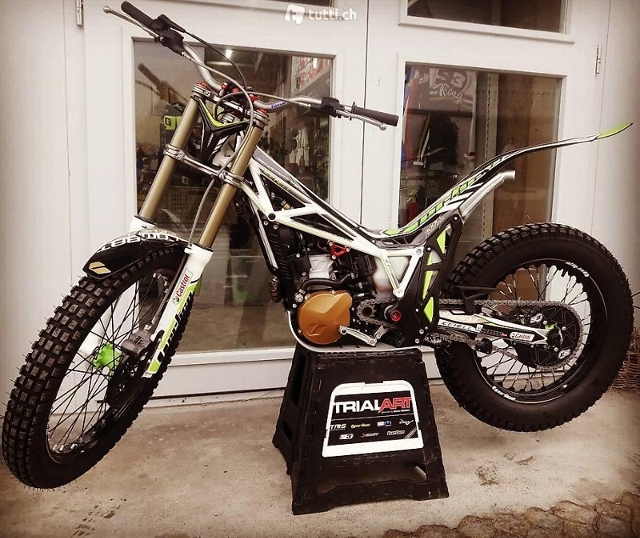 Motorrad kaufen VERTIGO MOTORS Combat 250 Ice Hell Occasion