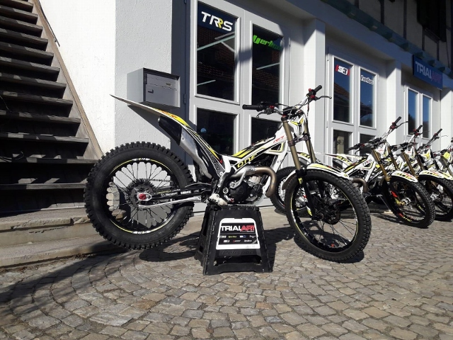 Motorrad kaufen TRS TR1 250 Trial Occasion