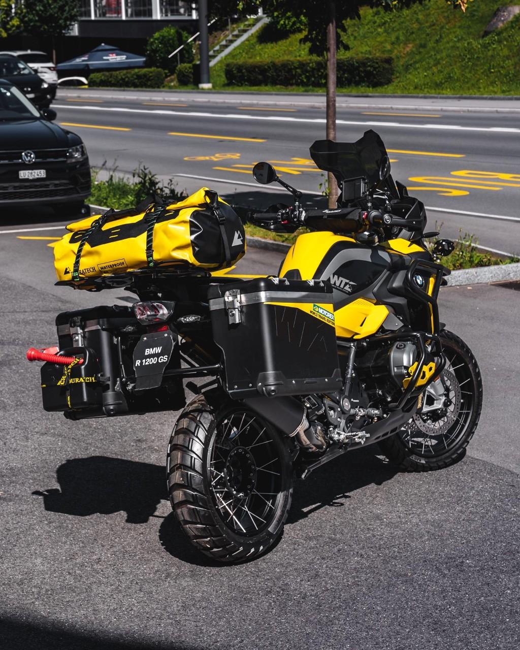 Motorrad Neufahrzeug kaufen BMW R 1200 GS ABS Touratech