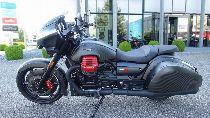 Motorrad kaufen Occasion MOTO GUZZI MGX 21 (custom)