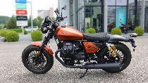 Motorrad kaufen Occasion MOTO GUZZI V9 Bobber Sport (retro)