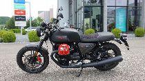 Motorrad kaufen Occasion MOTO GUZZI V7 III Carbon Dark (retro)