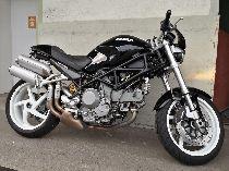 Acheter une moto Occasions DUCATI 1000 Monster S2R (naked)