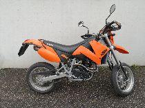 Motorrad kaufen Occasion KTM 640 LC4 Enduro (supermoto)