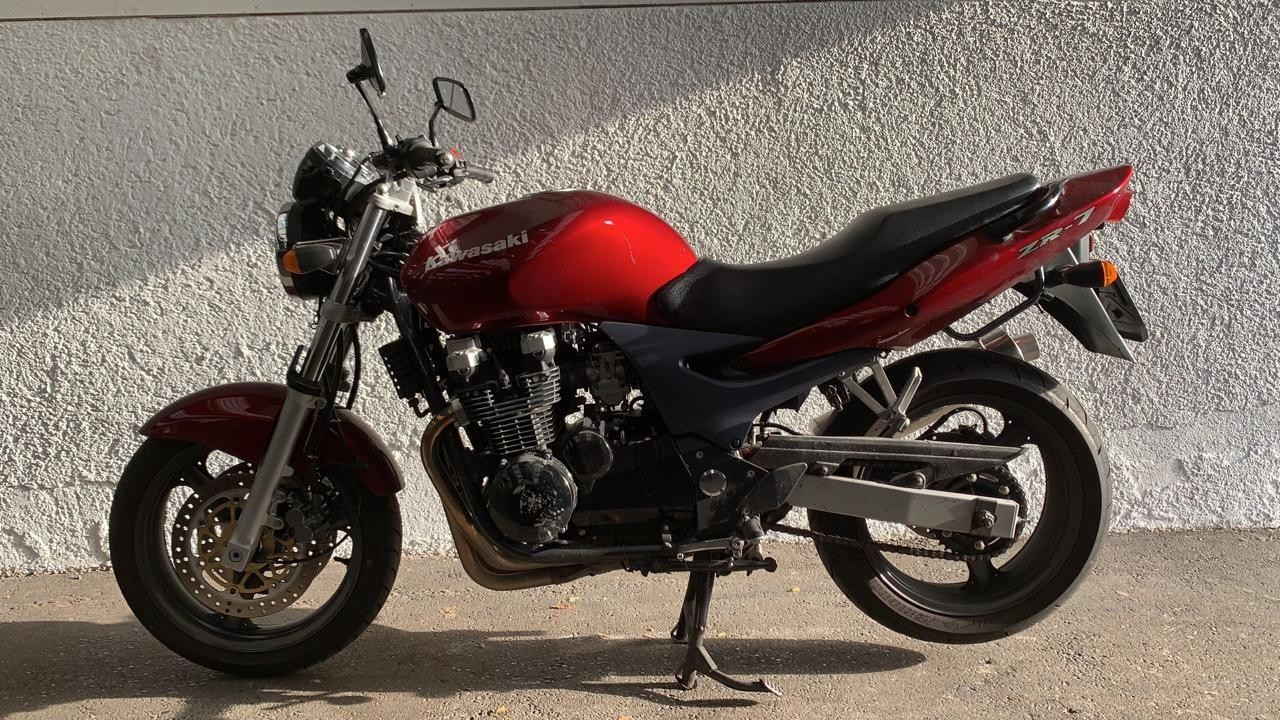 Motorrad Occasion kaufen KAWASAKI ZR-7 Räth Performance
