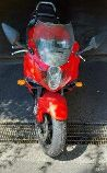 Motorrad kaufen Occasion HYOSUNG Comet 650 Racing (touring)