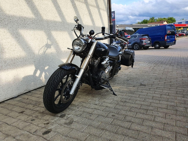 Motorrad kaufen YAMAHA XVS 950 A Midnight Star Occasion