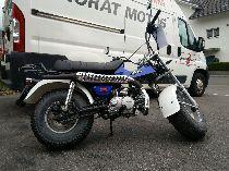 Motorrad kaufen Vorführmodell SKYTEAM T-Rex 125 (touring)