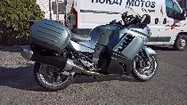 Buy motorbike Pre-owned KAWASAKI 1400 GTR ABS (touring)