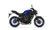 Motorrad kaufen Neufahrzeug YAMAHA MT 07 ABS (naked)