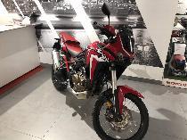 Motorrad kaufen Vorführmodell HONDA CRF 1100 L A2 Africa Twin (enduro)