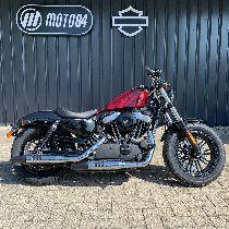 Motorrad Mieten & Roller Mieten HARLEY-DAVIDSON XL 1200 X Sportster Forty Eight (Custom)