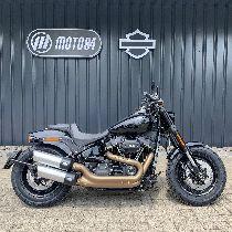 Motorrad Mieten & Roller Mieten HARLEY-DAVIDSON FXFBS 1868 Fat Bob 114 (Custom)