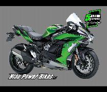 Motorrad kaufen Neufahrzeug KAWASAKI Ninja H2 SX (touring)