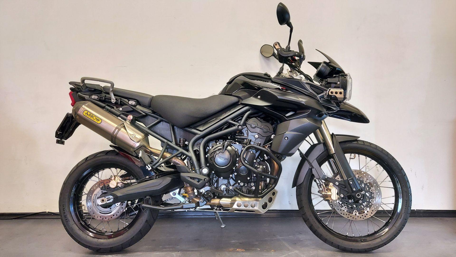 Motorrad Occasion kaufen TRIUMPH Tiger 800 XC Moto Welt