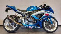 Motorrad kaufen Occasion SUZUKI GSX-R 600 U3 (sport)